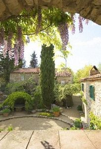 Castellina in Chianti farmhouse rental