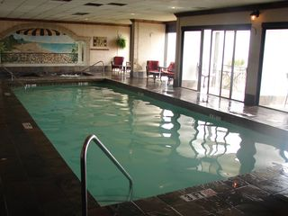 Ocean Dunes condo photo - Indoor Pool, Hot Tub and Sauna