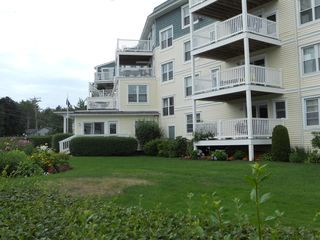 Ogunquit condo photo - Plenty of space for outdoor activities.