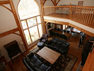 Tannersville house photo - View from 2nd Floor