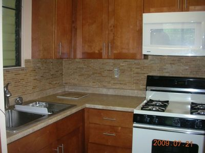 remodelled Kitchen
