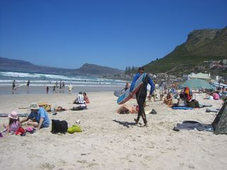 St James house photo - Famous Muizenberg beach