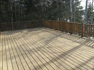 Surry house photo - Huge deck-yes,we do have deck furniture.