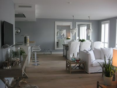 Luxury penthouse close to the sea - 3 rooms - 4 persons