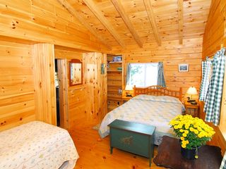 Rangeley Lake cabin photo - Bedroom