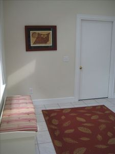 """Mud Room"" Foyer"