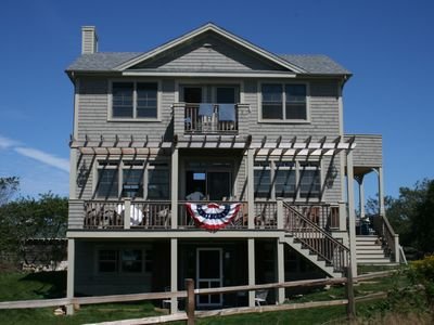 Block Island house rental - Three Sisters Cottage