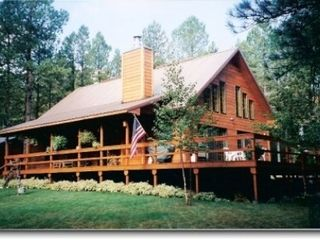 Deadwood cabin photo - Deer Meadow Lodge