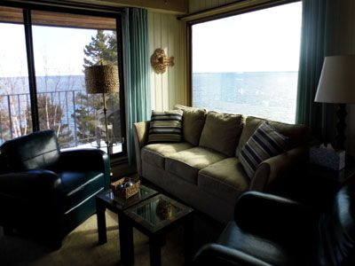 Lutsen condo rental - Lake superior view - Unit 1030