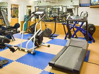 Bartlett condo photo - exercise room in building 7