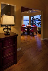Nanoose Bay house rental - Dining Room