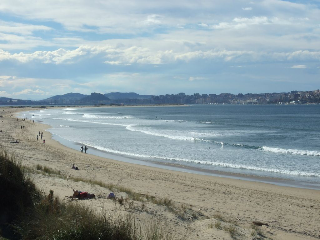 Playa de Somo surf