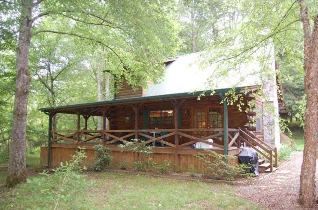 Secluded Getaway On Toccoa River Hot Tub And Vrbo