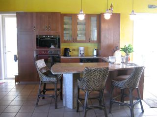 Little Exuma house photo - New Kitchen Cabinets 2010