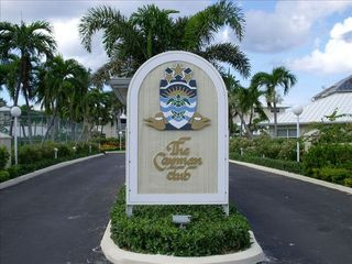 Grand Cayman condo photo - Entrance to The Cayman Club from the street