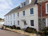 A Very Grand Traditional Village House Overlooking The Waters Of Falmouth Bay