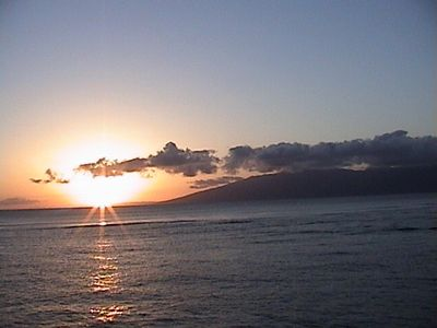 Kahana Reef Sunset - Summer