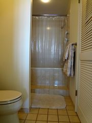 Brigantine condo photo - Master Bath with Jacuzzi/Shower