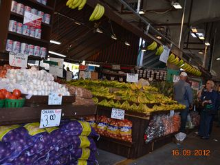 Montreal apartment photo - Famous Jean-Talon Farmer Market - 10 minutes walking
