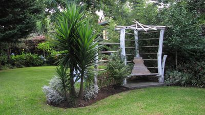 Sao Miguel Island cottage rental - Perfect spot for reading, September