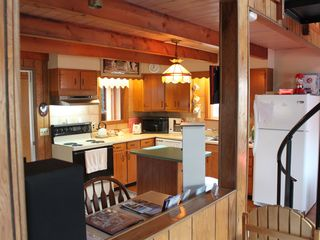 Whiteface Mountain chalet photo - Kitchen