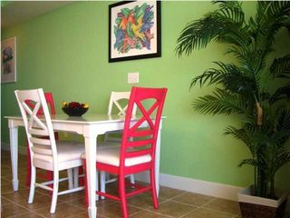 Tidewater Beach Resort condo photo - Dining area - table sits 6