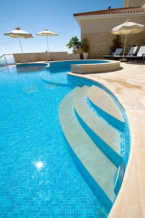 Relax and Enjoy the Pool Area