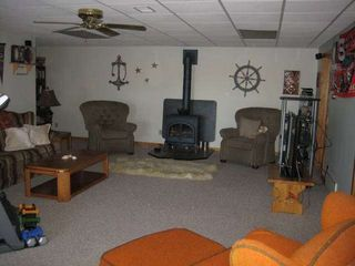 Rhinelander house photo - Family Room