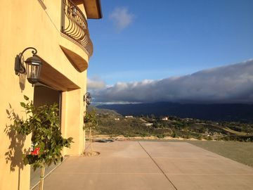 Temecula estate rental - On top of cloud