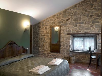 Cortona farmhouse rental
