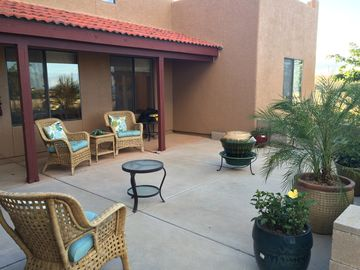 Sierra Vista house rental - Front Patio