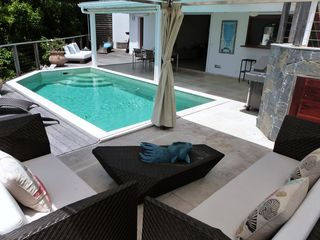 St Barthelemy villa photo - .