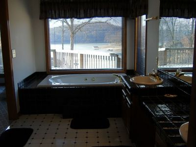 Jacuzzi Baths in Both Master Suites
