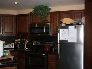 Mammoth Lakes condo photo - .New Cooks Kitchen