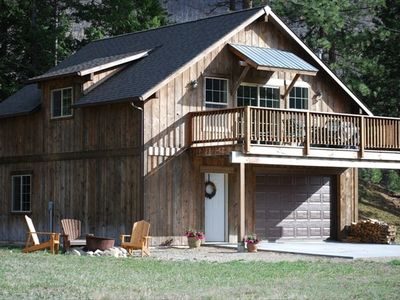 Conner cabin rental - East Fork Guesthouse