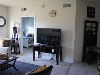 Fort Myers condo photo - 50 inch HD TV, radio and ipod docking station