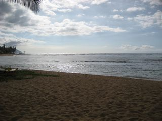Haleiwa condo photo - Our Beach