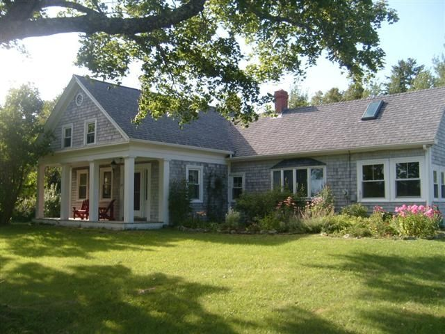 Idyllic Coastal New England Farmhouse VRBO