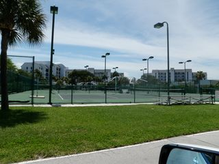 Hutchinson Island apartment photo - Tennis Courts through out the complex