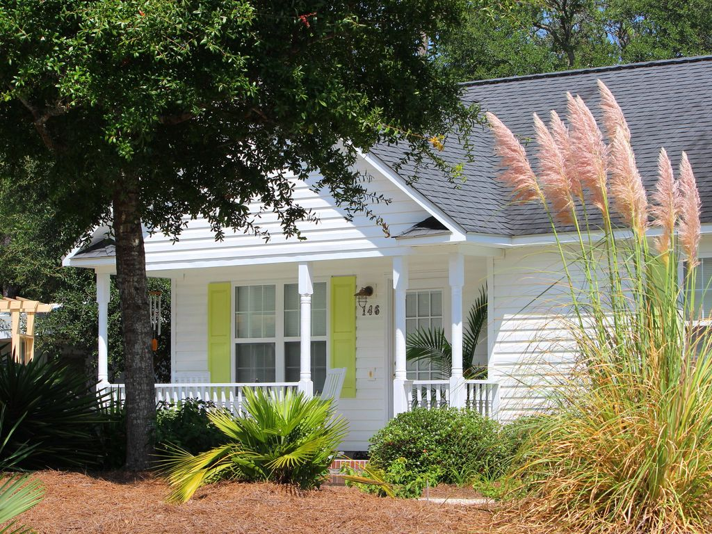Perfect Little Beach Cottage Vrbo