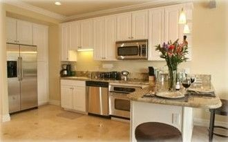 Large gourmet kitchen with all new appliances Unit 688