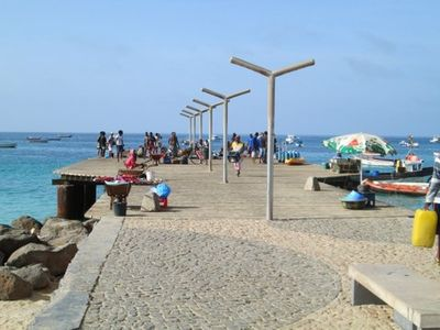 Cape Verde Sal Island  apartment for 4 people 150 meters from the sea
