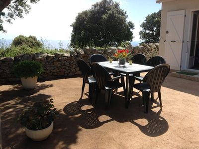 Accommodation near the beach, 60 square meters, with garden