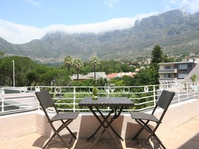Apartment 605 m from the center of Cape Town with Parking, Balcony, Washing machine (675717)