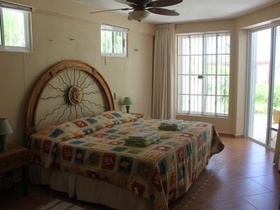 Puerto Morelos condo rental - Huge Master Bedroom!!