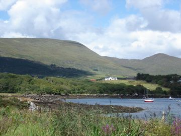 Caherdaniel apartment rental - Westcove Farmhouse