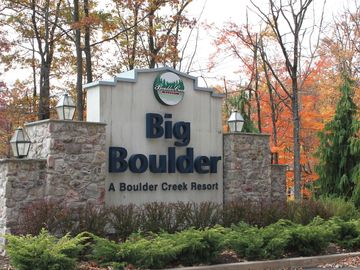 We are located right inside Big Boulder Resort, so the skiing is right here!