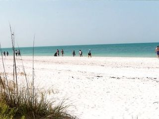 Fort Myers Beach condo photo - Walk or Jog the 7 Miles of White Sugar Sand beach