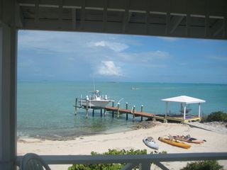 Staniel Cay house photo - Your private dock