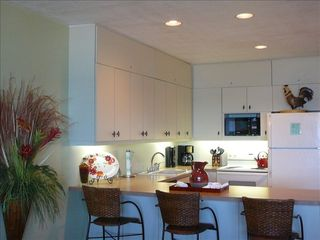 Longboat Key condo photo - NEW KITCHEN WITH GRANITE, NOT SHOWN IN CURRENT PICTURE.